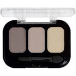 Parisa Тени компактные 3-х цветные Abundance Eyeshadow тон 06, 5.6 г 1