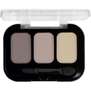 Parisa Тени компактные 3-х цветные Abundance Eyeshadow тон 06, 5.6 г 3