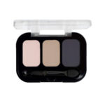 Parisa Тени компактные 3-х цветные Abundance Eyeshadow тон 26, 5.6 г 1