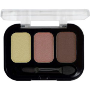 Parisa Тени компактные 3-х цветные Abundance Eyeshadow тон 29, 5.6 г 70