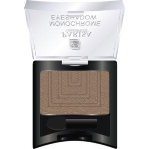 Parisa Тени компактные Monochrome Eyeshadow тон 03 перламутровый золотисто-коричневый, 2 г 46