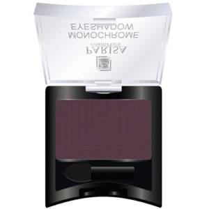 Parisa Тени компактные Monochrome Eyeshadow тон 16 матовый фиолетовый, 2 г 58