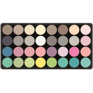 Parisa Палитра для макияжа 37 цветов. палитра 4, 32 г 11