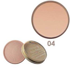 Parisa Пудра компактная с витаминами А и Е, УФ UVA+UVB PP-06 тон 04 слоновая кость, 15 г 37