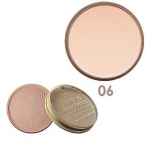 Parisa Пудра компактная с витаминами А и Е, УФ UVA+UVB PP-06 тон 06 натуральный бежевый, 15 г 99