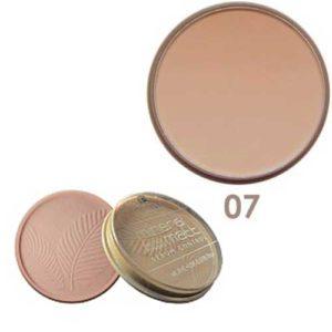 Parisa Пудра компактная с витаминами А и Е, УФ UVA+UVB PP-06 тон 07 натуральный бежевый, 15 г 10