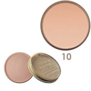 Parisa Пудра компактная с витаминами А и Е, УФ UVA+UVB PP-06 тон 10 средний бежевый, 15 г 42