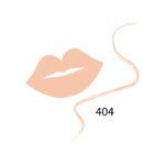 Parisa Карандаш для губ тон 404 нюд, 1.5 г 2