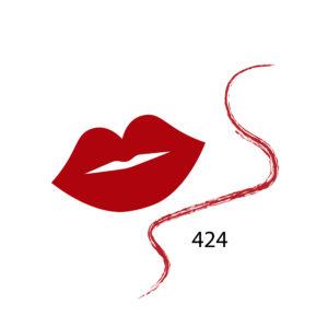 Parisa Карандаш для губ тон 424 коричнево-малиновый, 1.5 г 51