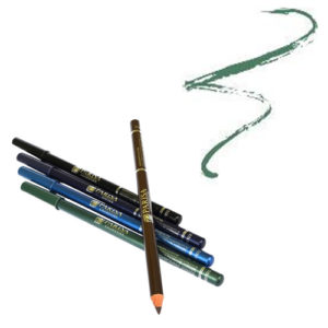 Parisa Карандаш для глаз дерево Eye Professional Pencil зелёный, 1.5 г 3