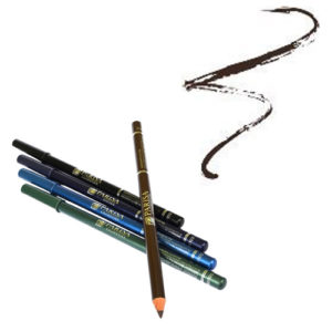 Parisa Карандаш для глаз дерево Eye Professional Pencil коричневый, 1.5 г 4