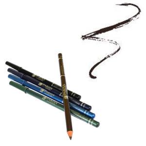 Parisa Карандаш для глаз дерево Eye Professional Pencil тёмно-коричневый, 1.5 г 3