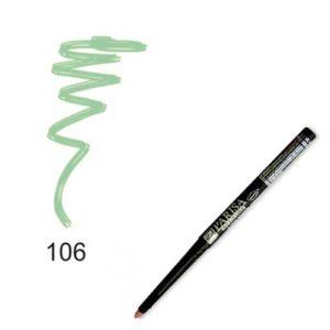 Parisa Карандаш механический для глаз тон 106 изумрудный, 1.2 г 37