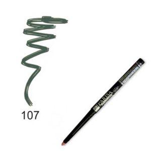 Parisa Карандаш механический для глаз тон 107 зелёный тёмный, 1.2 г 38