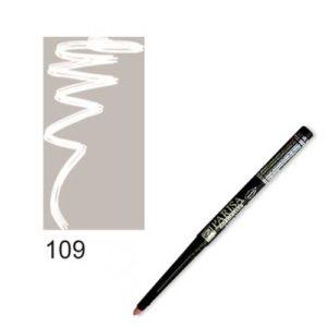 Parisa Карандаш механический для глаз тон 109 белый, 1.2 г 40