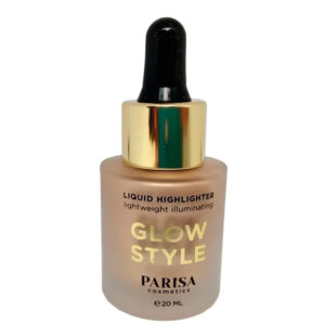 Parisa Хайлайтер жидкий для лица Glow Style Liquid Highlighter, PH-03, тон 03 bronze, 20 мл 90