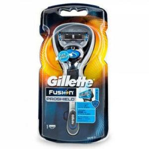 Gillette Fusion 5 Proshield Chill Бритва безопасная со сменными кассетами (1 шт) с охлаждающим эффектом во время бритья 4