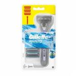 Gillette Mach3 Start Бритва безопасная для мужчин со сменными кассетами (3 шт) 2