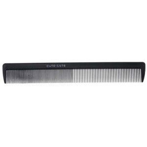 Cute-Cute Гребень комбинированный узкий для расчёсывания волос 22