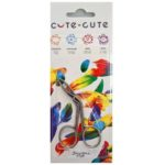Cute-Cute Пинцет-ножницы для коррекции формы бровей 1