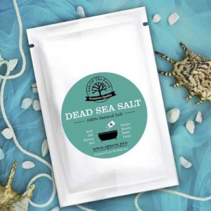 Epsom Соль натуральная мёртвого моря (Израиль) повышение упругости, сокращение жировых отложений Natural Dead Sea Salt, 1 кг 8