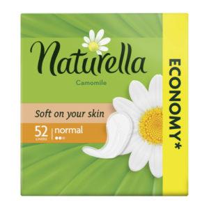 Naturella Прокладки гигиенические на каждый день Camomile Normal, 52 шт 4