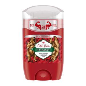 Old Spice Дезодорант-антиперспирант твёрдый Bearglove защита от запаха и пота 48 ч + ощущение сухости, 50 мл 3