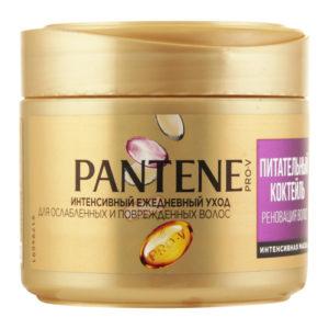 Pantene Маска интенсивная для ослабленных и поврежденных волос, 300 мл 83