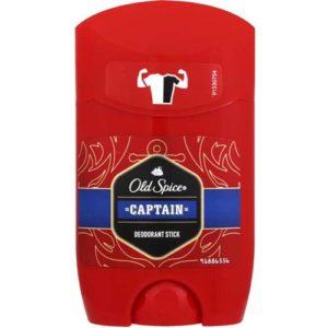 Old Spice Дезодорант твёрдый Captain не оставляет белых следов и желтых пятен, 50 мл 6