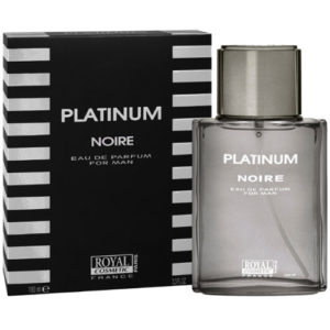 Royal Cosmetic Парфюмерная вода для мужчин Noire (Платинум нуар), 100 мл 9