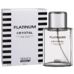 Royal Cosmetic Парфюмерная вода для мужчин Crystal (Платинум кристал), 100 мл 1