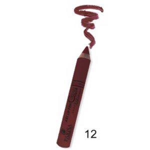 Parisa Помада-карандаш для губ L-12 тон 12 черешневый, 2.49 г 73