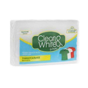 Duru Мыло хозяйственное универсальное clean & white с активными энзимами 1