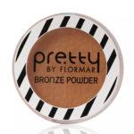 Pretty Пудра бронзирующая для лица Bronze Powder, тон 002 nude bronz, 9 г 1
