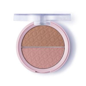 Pretty Румяна запечённые для лица Baked Blush, тон 003 coral bronze, 7.5 г 12