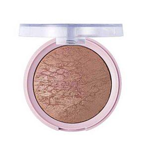 Pretty Румяна запечённые для лица baked blush, тон 006 copper bronze 10