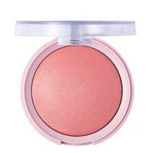 Pretty Румяна запечённые для лица baked blush, тон 009 soft coral 8