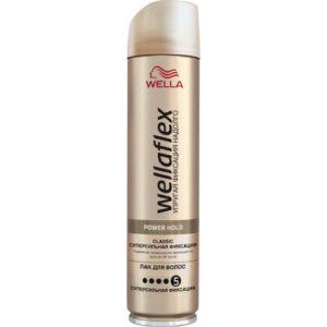 Wella Лак для волос суперсильная фиксация, 250 мл 15