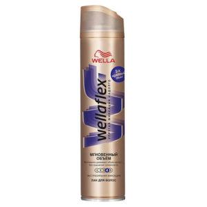 Wella Лак для волос мгновенный объём экстрасильный, 250 мл 14