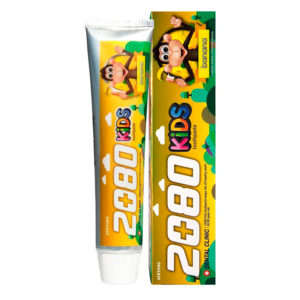 Dental Clinic 2080 Kids Зубная паста Детская Банан 80 г 12