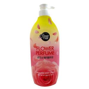 Showermate Гель для душа Роза, 900 г 5