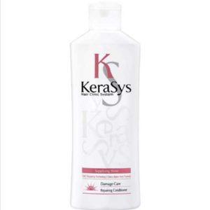 KeraSys Шампунь увлажняющий для сухих ломких вьющихся волос, 180 мл 36