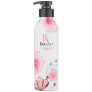 KeraSys Шампунь для волос Романтик с дозатором, 400 мл 15