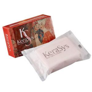 Kerasys Silk Moisture Soap Мыло туалетное твердое 100 г 3