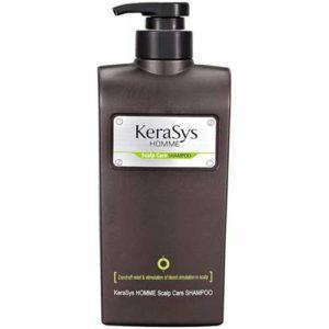 Kerasys Balancing Шампунь Лечение кожи головы мужской, 550 мл 6