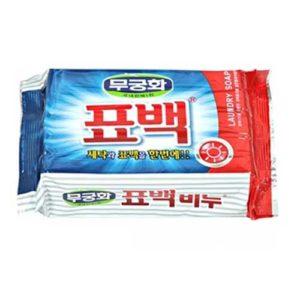 Mukunghwa Хозяйственное мыло (эффект кипячения), 230 г 42