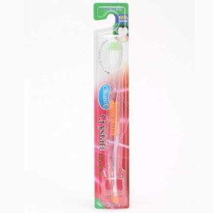 Clean32 Зубная щетка со сверхтонкими щетинками, с ионами Ag+, мягкая жесткость 13