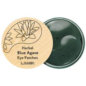 L.Sanic Патчи гидрогелевые для области вокруг глаз с экстрактом зелёного чая, 60 шт 29