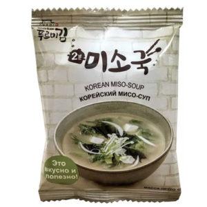 Furmi Мисо-суп корейский (пищевой сухой концентрат), 10 г 5