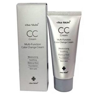 Cha-Skin Многофункциональный CC-крем для лица, 50 мл 79